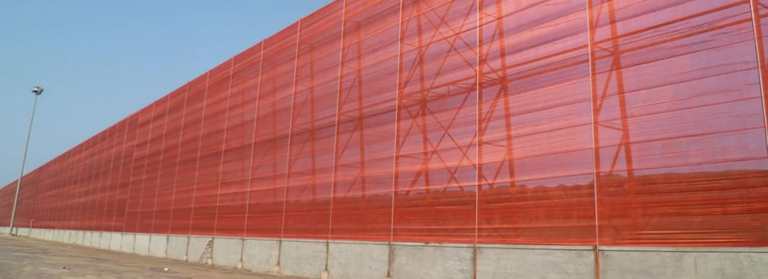 Windbreak Panels For Windproof And Dust Control